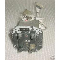 Cessna Vintage ARC VHF Comm Control Panel, CC-12A