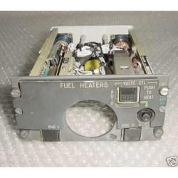 Airbus A310 Fuel Heater Module Control Panel, 440VU