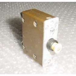 Vintage 10A Boeing 707 Aircraft Circuit Breaker, 49B6768-10