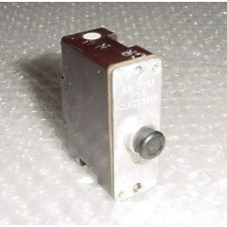 Vintage 10A Boeing 707 Aircraft Circuit Breaker, AN3161P10