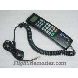 CalQuest Aircraft Satelite Phone Receiver Handset