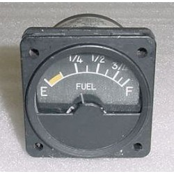Beech Baron Fuel Quantity Indicator, 58-380075-25