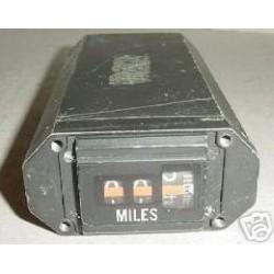 Vintage Bendix DME Master Indicator, INA-29B-5R