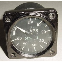 Berlin Airlift Fairchild C-82 Packet Flap Position Indicator, 8D