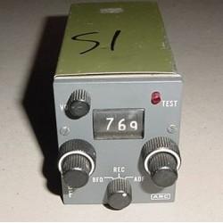 Cessna / ARC Avionics ADF Control Unit, C-846A