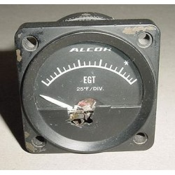 202A-9A, Cessna 172 Alcor Exhaust Gas Temperature, EGT Indicator