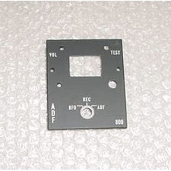 NEW!! ARC / Cessna ADF Faceplate, 41784-00000