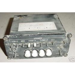Twin Engine Cessna Audio Panel, SK13113-001