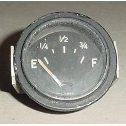 Vintage Cessna Aircraft Fuel Quantity Indicator