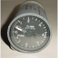 1653-6AB-B6-1, McDonnell Douglas DC-8 Vertical Speed Indicator