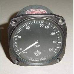 Cessna, Piper Vintage NARCO UDM-3A DME Indicator