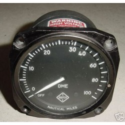 Narco UDM-3A DME Distance Measuring Indicator