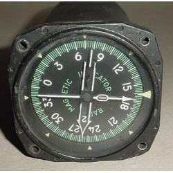 U.S.A.F. F-84 Thunderjet Radio Magnetic Compass Indicator
