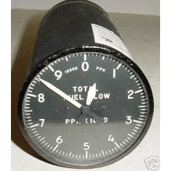 U.S.A.F. Warbird Jet Total Fuel Flow Indicator, 36750-9A-4-B1