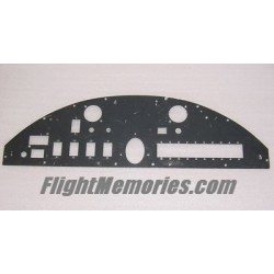 Grumman G-159 Gulfstream I Overhead Instrument Panel