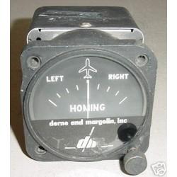 Vintage Warbird Jet Homing Indicator, DM-ED3-5/B
