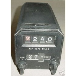 Aircraft King KDI-570 DME Indicator, 066-3003-00