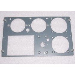 McDonnell Douglas DC series Instrument Panel Overlay Insert