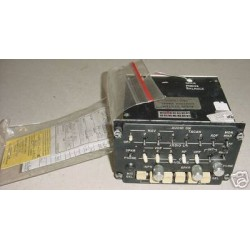 Hughes 369 / OH-6A Audio Panel w/ Serv tg, 369-710103-101