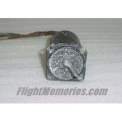WWII North American P-51D Mustang Magneto Switch, A-800CDB