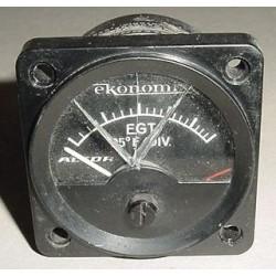 202A-7H, Piper Cherokee Alcor Exhaust Gas Temperature EGT Gauge