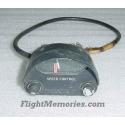 Warbird Aircraft Speed Control Indicator, C-70305, C70305