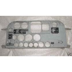 U.S Navy Vintage T-34B Mentor Aircraft Instrument Panel