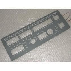 800666-519, Twin Commander EL Lightplate Instrument Panel