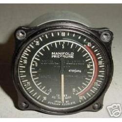 WWII Aircraft Manifold Pressure Indicator, 8DJ1MWL9