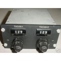 U.S.A.F. Warbird Jet Aircraft TACAN Control Panel, G-1818