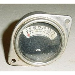 WWII Warbird Oil Pressure Indicator