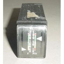 Twin Beech 2 in 1 Oil Pressure / Temp Indicator, 1U078-101-2